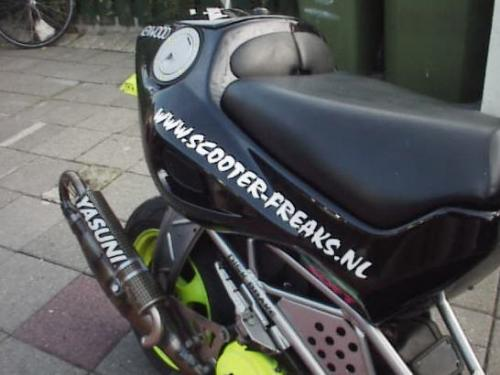 Scooterbelettering